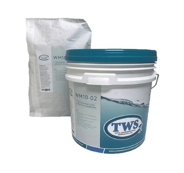 TWS WM10-02 25kg Kit AUSTRALIAN MADE - TWS WM10-02
