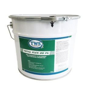TWS Total Flex 20 PU 1 Component Poly - TWS Total Flex 20 PU