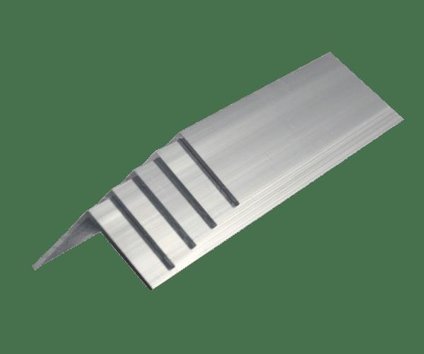 Aluminium Angle 40x40x3mm - Aluminium Angle 40x40x3mm