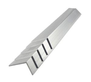 Aluminium Angle 40x12x1.6mm - Fibreglass 225gsm Reinforcing 1m x 130m