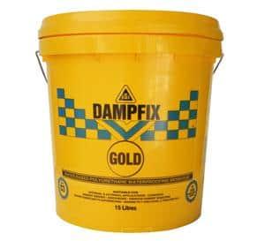 Dampfix Gold PU - Dampfix Gold
