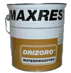 Drizoro Maxrest Non Shrink Mortar Repair - Drizoro Maxrest Non Shrink Mortar Repair