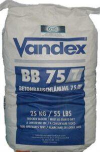 Parchem Vandex BB75-Z 25kg GR -