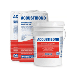 Acoustibond Tile Adhesive 20L+25kg - Epegrout Smooth