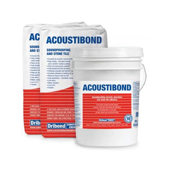Acoustibond Tile Adhesive 20L+25kg - Acoustibond