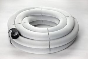 Ag Pipe with Sock 100mm x 20m Roll -