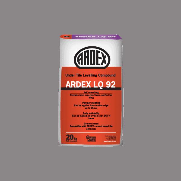 Ardex LQ 92 20kg - Ardex LQ 92