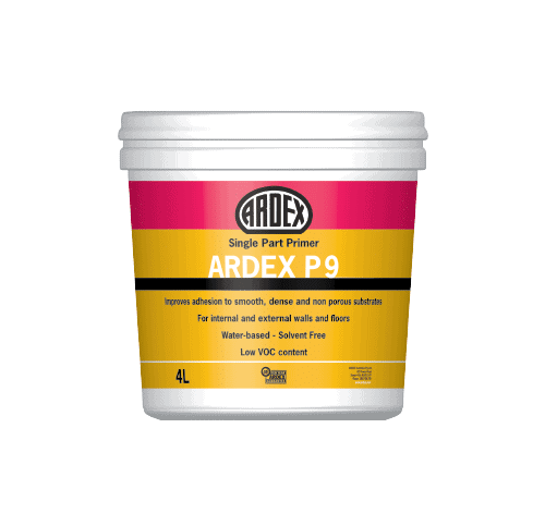 Ardex P9 Single Part Primer - Ardex P9