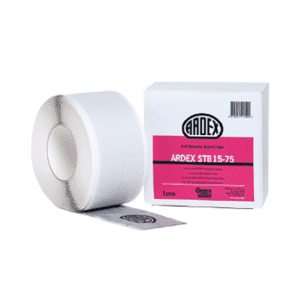 ARDEX STB/STA Self Adhesive Butynol® Tape - Ardex STB/STA Self Adhesive
