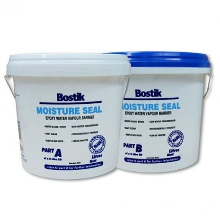 Bostik Moisture Seal 10 Litre Kit - Bostik Moisture Seal