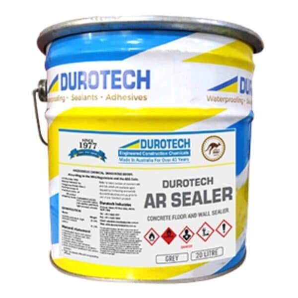 Durotech AR Sealer 4 Litre Clear -