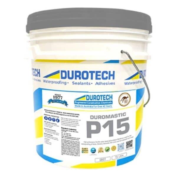 Duro Mastic P15 Waterbased Polyurethane - Duro Mastic P15