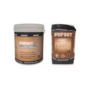 Gripset 2P 10kg Liquid + 15kg Powder - Gripset 2P 10kg Liquid + 15kg Powder