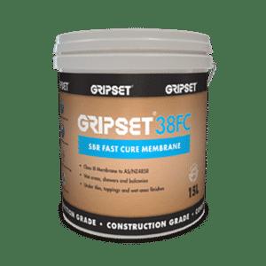 GRIPSET 38FC Laytex Membrane 15 Litre -