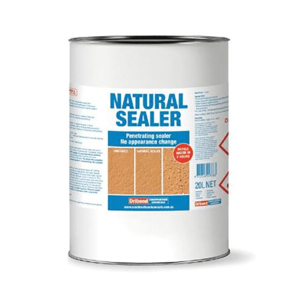 Natural Sealer 1L, 4L or 20L - Natural Sealer