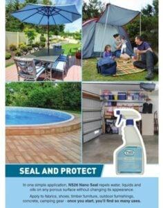 NS26 solvent free sealer