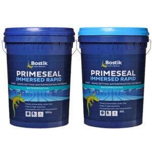 Bostik Primeseal Immersed Rapid 40kg Kit - Bostik Primeseal Immersed Rapid