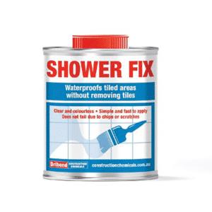 Shower Fix 500ml - Lauxes Aluminium Tile Insert Grate 1200mm