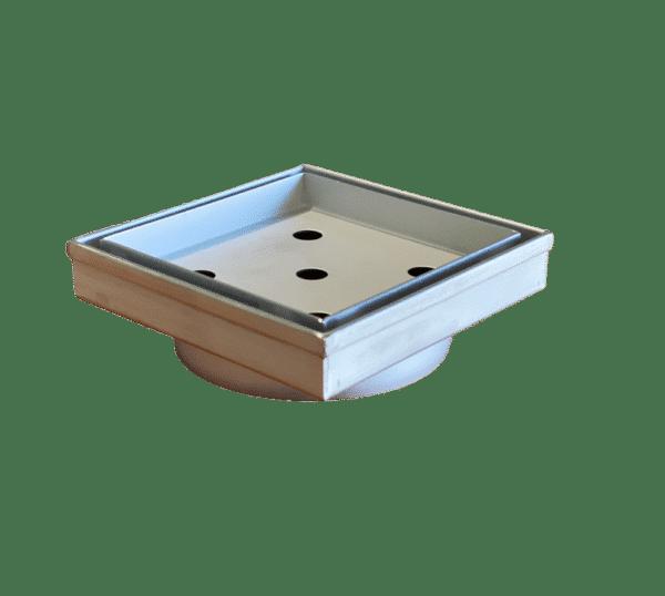 Stainless Steel Tile Insert Floor Waste - Stainless Steel Tile Insert Floor Waste