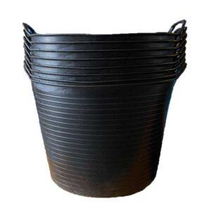 Tubtrug - Black - 230mm Roller Cover - Solvent Resistant