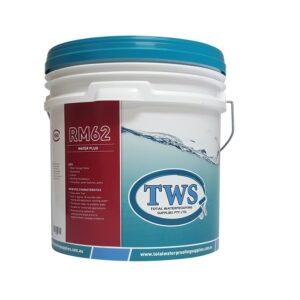 TWS RM62 Water Plug AUSTRALIAN MADE - TWS RM62 Water Plug