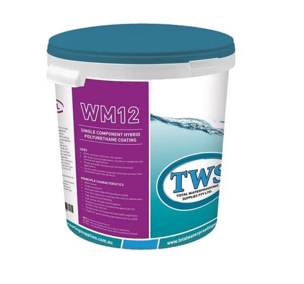 TWS WM12 Hybrid Polyurethane - TWS WM12 Waterproof Membrane