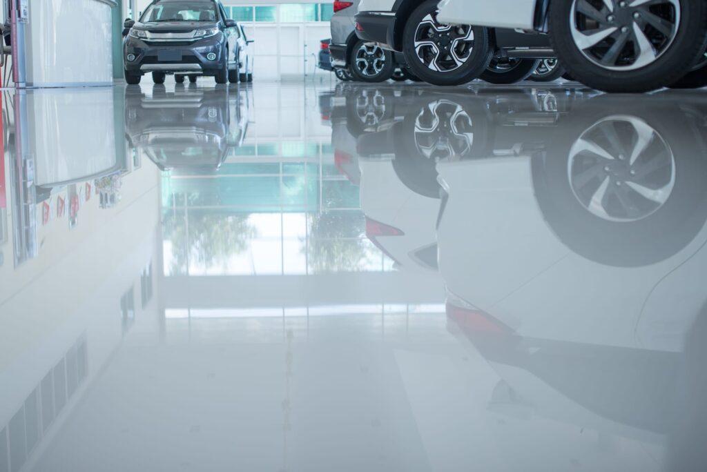 tws epoxy flooring