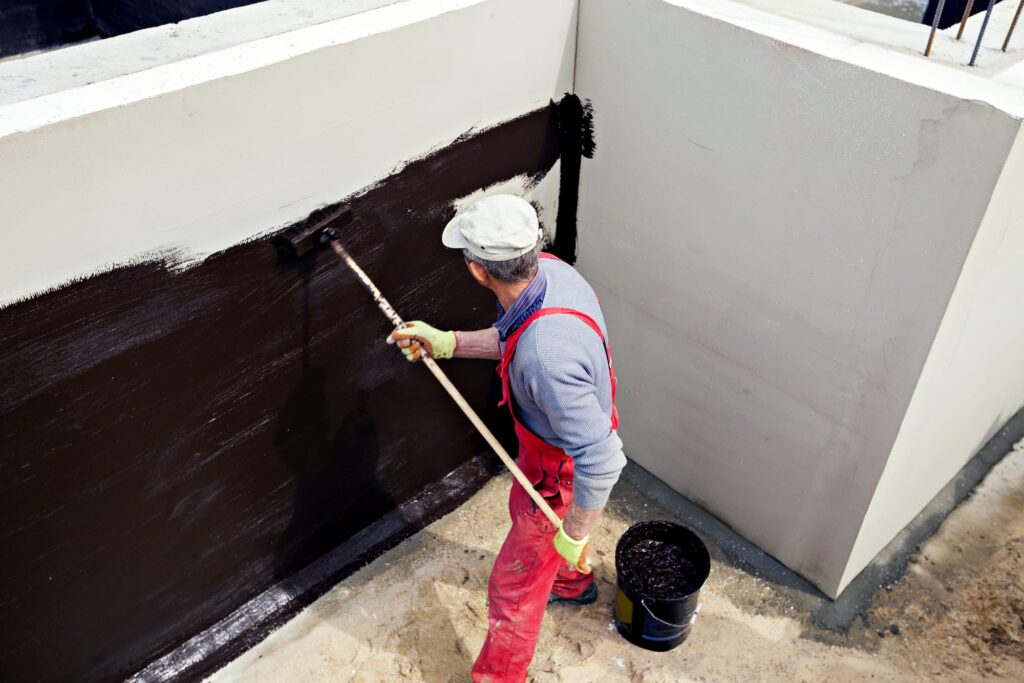 tws wall waterproofing