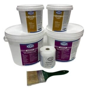 Caravan Roof Waterproofing Kit