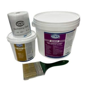 Caravan Roof Waterproofing Kit