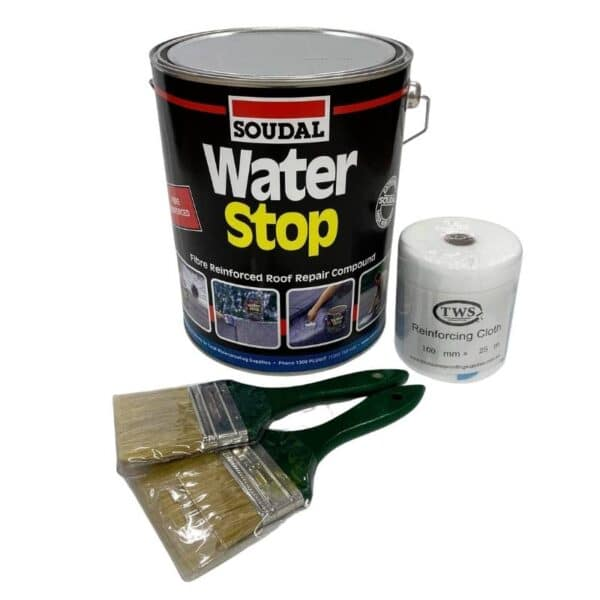 DIY Gutters & Roof Spot Repair Kit