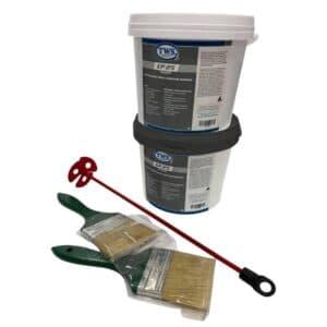 Sealing Terracotta Pots Kit