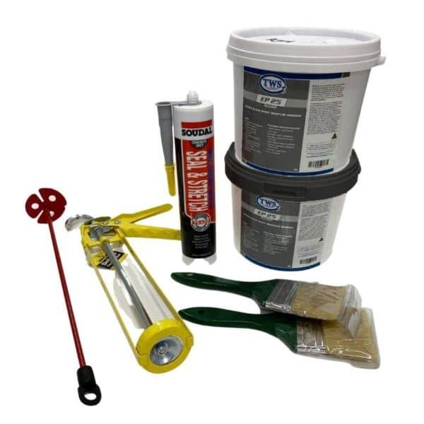 Waterproofing Pond Kit
